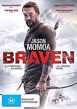 Braven  (DVD) (Region 4) new sealed  release 29/05/2018