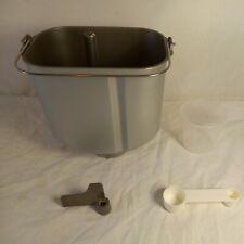 PANASONIC Bread Maker Loaf Pan & Paddle, Scoop & Cup SD YD205 YD200 YD155 YD150