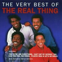 The Very Best of the Real Thing CD Value Guaranteed from eBay's biggest seller!