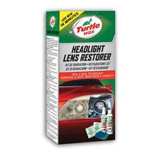 TURTLE CIRE TW38488 PHARE LENS RESTAURATEUR -Kit Réparation lampes-
