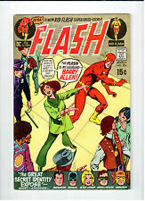 Dc Comics Flash #204 March 1971 vintage comic