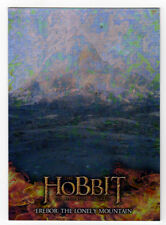 The Hobbit : The Desolation of Smaug - Smaug Foil Chase Set Card S1