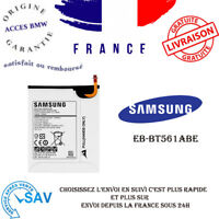 Batterie origine samsung eb-bt561abe pour galaxy tab e