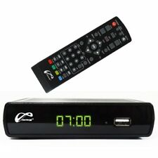 Digital to Analog TV Converter DTV Tuner Box HD w/Remote RCA/COXIAL HDMI+Antenna