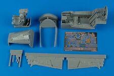 Aires 1/32 F-8E/H Crusader Cockpit Set For TRUMPETER kit # 2088