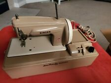 Vintage 1962 Singer Sewhandy Electric Sewing Machine Model 50D Children's Small