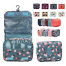 Hanging Toiletry Makeup Bag Travel Cosmetic Kit Large Organizer Waterproof Pouch