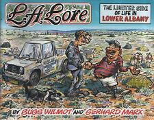 "SIGNED BY S.AFRICAN CARTOONIST BUGS WILMOT - ""L.A.LORE"" - GRAHAMSTOWN - PB(1992)"