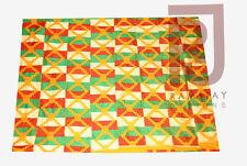 Kente Cloth Ghana African Handwoven Fabric Ashanti Kente African Art 6 yards