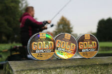 Browning Black Magic Gold Braid 8lb & 10lb. 150 Metre Spool.