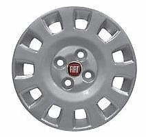 Set 4 Borchie Coppe Copponi Copri Cerchi 14 L/R Fiat Punto Active Dal 2003 >