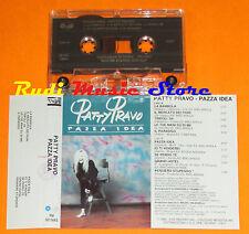MC PATTY PRAVO Pazza idea 1990 italy FIVE RECOR FM 5013663 cd lp dvd vhs