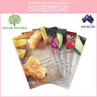 [NATURE REPUBLIC] Real Nature Mask Sheet (11 Flavours) 23ml Avocado Aloe Honey