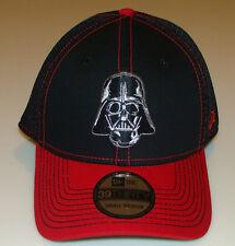 Darth Vader New Era Cap Hat Snapback Star Wars Flex Fit 39thirty M/L 2 Tone Neo