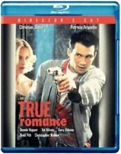 True Romance Director's Cut Christian Slater Blu-ray RegB