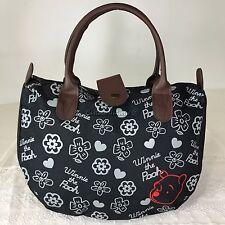 "DISNEY WINNIE the POOH Bag Handbag Purse Tote Shopper Bag W 12"" x H 8"" cm (S)."