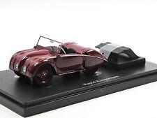 AutoCult 03012 - 1946 Rapid Roadster - Kleinstwagen Schweiz - 1/43 Limited