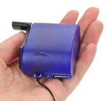 Cargador De Emergencia Teléfono Móvil MP3/4 PDA para Camping Senderismo Trek