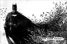 The Dark Knight print poster Mondo artist Jock RARE! Nolan Bale ledger SDCC