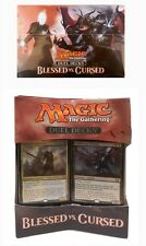 Duel Deck Combo : Blessed vs. Cursed Duel Decks + Deckbox Set für Magic MtG TCG