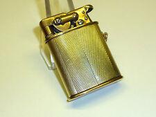Autosnap Automatic Pocket Lighter W.14 Karat /585 Gold Case - D. r.p D. r.g.m