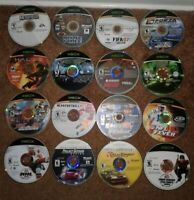 Original Xbox Game Lot of 16 Games Disc Only Crazy Taxi Kakuto Chojin Amped