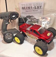 1/18 Team Losi Mini LST Mini Monster R/C Truck Stock with Upgraded Viscous Diffs