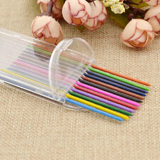 1 Set 12 Colors 2mm Lead Refills for Mechanical Pencil Stationery Painting
