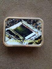 LEYTON ORIENT FOOTBALL CLUB CIGARETTE TOBACCO TIN