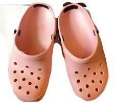 Crocs Mammoth Evo Clogs Pink UNLINED Unisex Size M6 W8 #12878