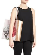 NWT Ted Baker London Emelcon Palace Gardens Large Icon Tote Bag Dusty Pink
