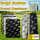 2㎡-10M Roll 30% Thicker Sound Deadener Butyl Rubber Car Heat Insulation Deadener