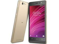 Lava A97(Black Gold) 2GB RAM 4G VoLTE Jio Support Android M 6.0 Front LED FLASH