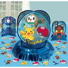 Pokemon Table Decorating Kit Party Decorations