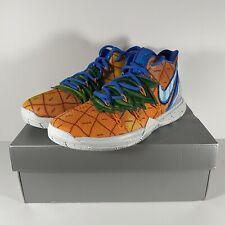 Nike Kyrie 5 Pineapple House Spongebob Squarepants Mens & Kids GS Sz CJ7227-800