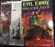EVIL ERNIE #3 God Eater (x3 variant covers) / Dynamite Comics