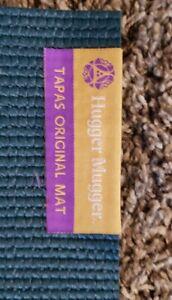 Hugger Mugger Tapas Original Yoga Mat Purple One Size