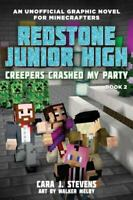 Villains Crashed My Party: Redstone Junior High #2 by Stevens, Cara J. in New