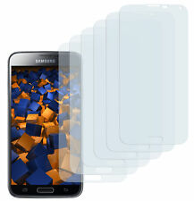mumbi 6x Folie für Samsung Galaxy S5 Schutzfolie klar Displayschutz Displayfolie