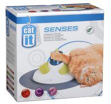 Catit Design Senses Massage-Center Katzen Spielzeug Zahn Spielzeug Katze NEU