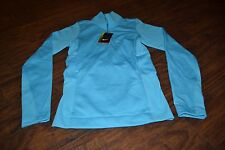 C1- NWT Nike Golf Tour Performance Therma-Fit Blue Pullover Size XS MSRP $65.00