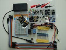 250+Advanced Electronic component Sensor kit battery holder Arduino Raspberry Pi