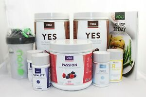 Yoli Better Body Weight Loss Transformation Kit: 2x Chocolate Canisters
