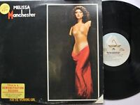 Rock Promo Lp Melissa Manchester For The Working Girl On Arista