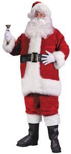 Santa Claus Suit Regency Plus Premium Adult Men's Costume Christmas Funworld