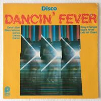 [BEE GEES COVER] PICKWICK RECORDS~DISCO DANCIN' FEVER~1978 US 7-TRACK VINYL LP