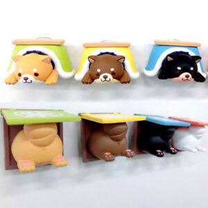 Chuken Mochi Shiba Inu Chubby Fat Puppy Dog Figure 1 Suction Phone Stand Holder