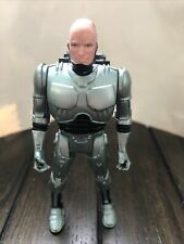 """1988 Kenner Orion Robocop Ultra Police Vintage 4.5"""" Action Figure Nice Condition"""