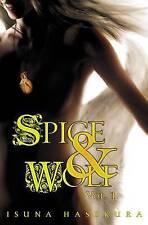 NEW Spice and Wolf, Vol. 1 - light novel by Isuna Hasekura