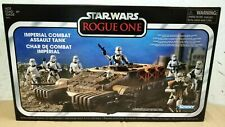 HASBRO STAR WARS ROGUE ONE IMPERIAL COMBAT ASSAULT TANK VINTAGE COLLECTION